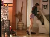 sizzling  HOT teen lesbian action