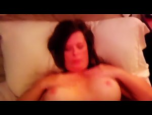 Big Tits Mom Fucked by College Dude