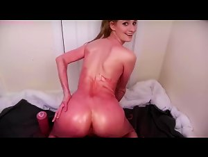 Pink Oil Fun And Amazing Multiple Orgasms